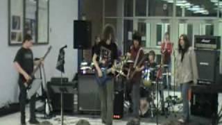 Night Riders - War Pigs - 3/19/10 John Jay High School Environmental Club Band Night