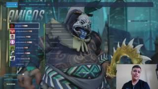 Overwatch Competitivo - 01 (Roadhog)