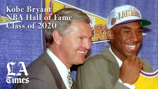 Jerry West remembers Kobe Bryant and what made him special