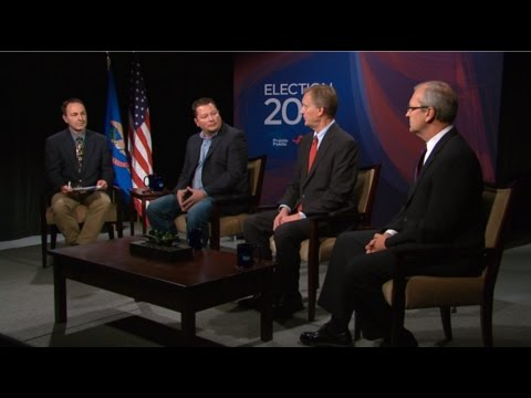 Face To Face: North Dakota Congressional Debate