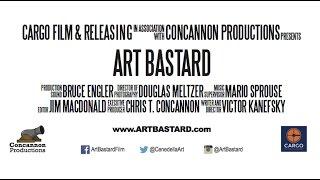 Art Bastard: The Journey of Robert Cenedella - Available on Amazon Prime Video & Netflix