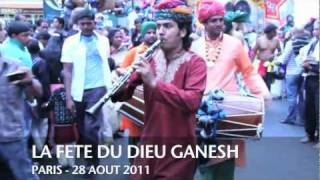 Paris : La Fête Du Dieu Ganesh