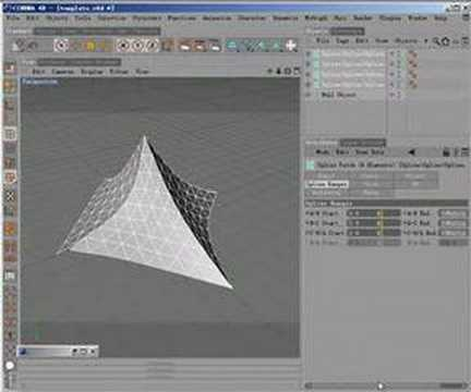 Spline Patch Tutorial_make a tent