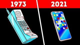 Old VS.  New Gadgets
