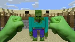 REALISTIC MINECRAFT THE MOVIE ( 2020 ) 1