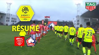 Nîmes Olympique - LOSC ( 2-3 ) - Résumé - (NIMES - LOSC) / 2018-19