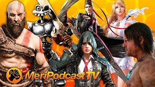 NEW MeriPodcast TV 11x13: THE GAME AWARDS y PLAYSTATION EXPERIENCE 2017