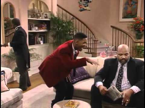 Fresh Prince of Bel-Air - Will's heaven.