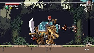 Nintendo Switch Review: Mercenary Kings Reloaded Edition