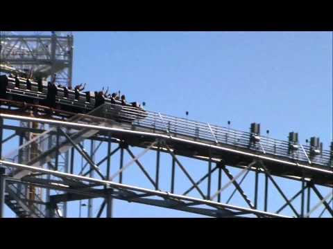 Dorney Park - Steel Force Roller Coaster