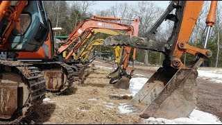Linville Industries Excavator Thumb Installation and Review