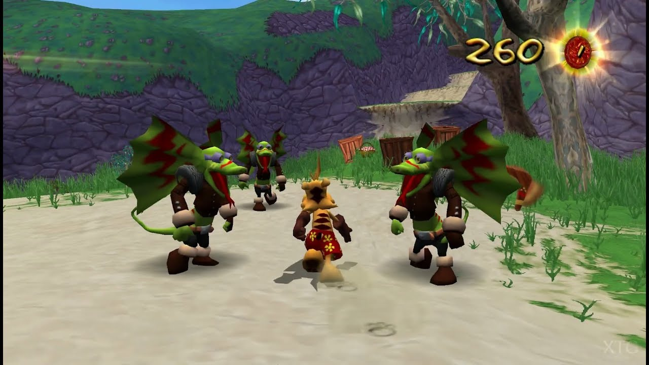 ty the tasmanian tiger 3 ps2 iso