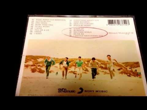 One Direction - Up All Night (Souvenir Edition) (Unboxing)