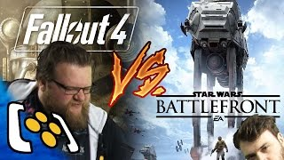 Fallout 4 vs. Star Wars: Battlefront - Which should you buy?