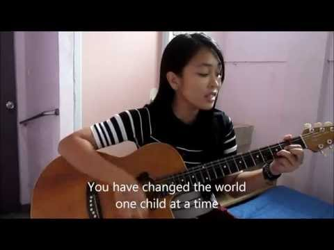You have made a difference (cover)