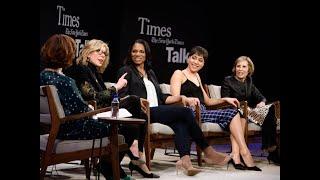 "TimesTalks The Women of ""The Good Fight"""