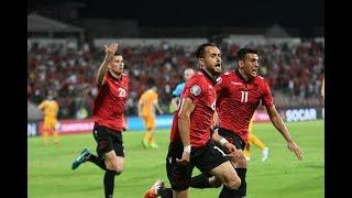 Po luhet në Elbasan- Shënon Cikalleshi, Shqipëria kalon në avantazh kundër Moldavisë