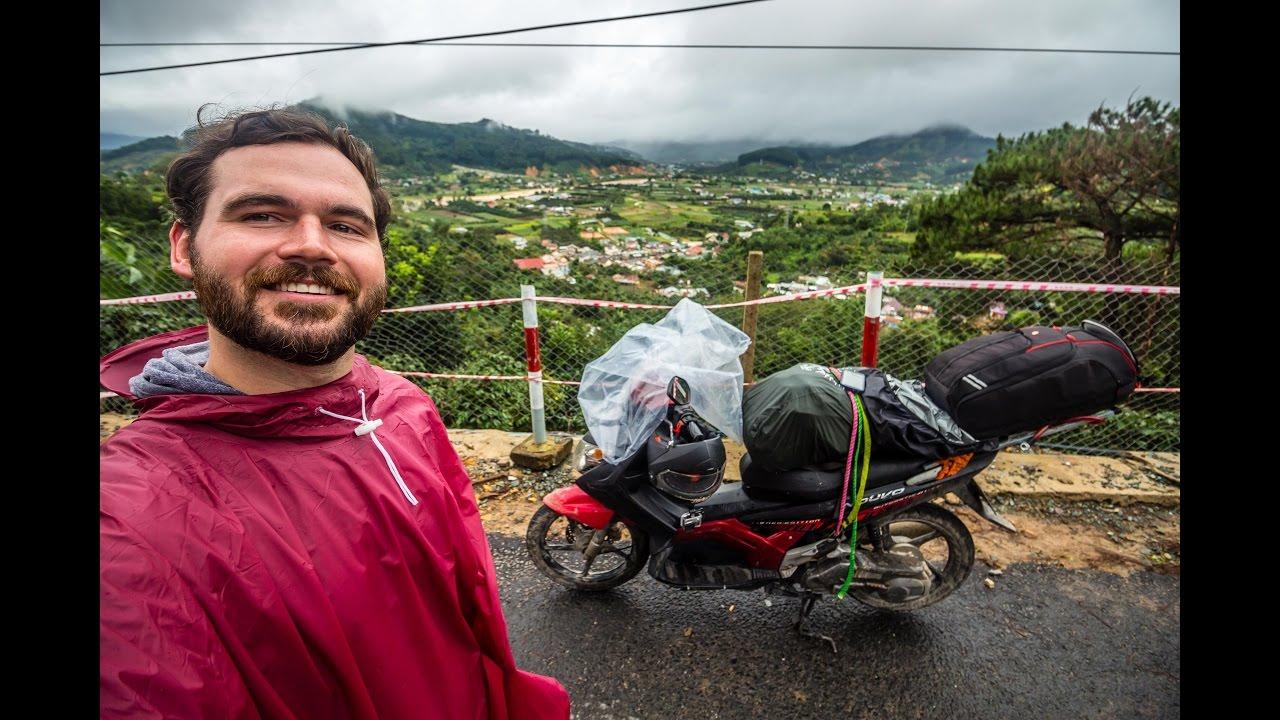 STUNNING VIETNAMESE MOUNTAIN TOWN - Dalat to Nha Trang, Vietnam
