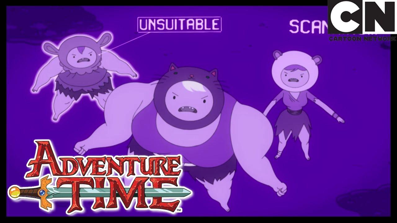 Dark Purple | Adventure Time | Cartoon Network