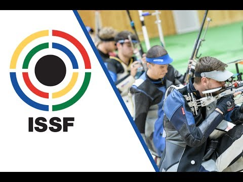 50m Rifle 3 Positions Men Final - 2017 ISSF World Cup Stage 5 in Gabala (AZE)