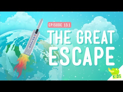 The Great Escape: Crash Course Kids #13.1
