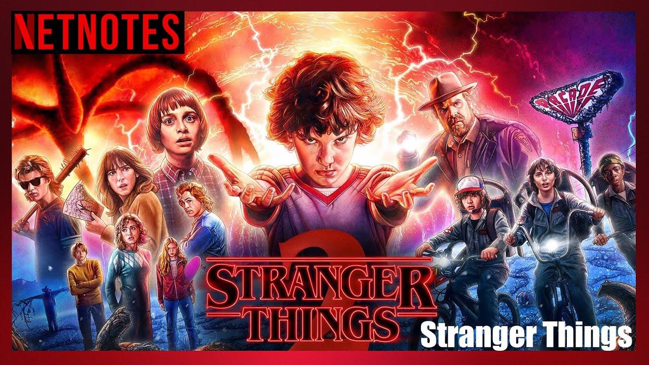 Stranger Things Zusammenfassung