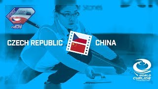 HIGHLIGHTS: Czech Republic v China - Women - Olympic Qualification Event 2017
