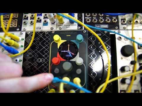 Elektrofon Klang Eurorack Module (Sneak Preview)