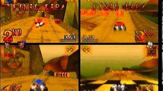 Reunion TAHUA - PAYET.............CRASH TEAM RACING PERU - LATINOAMERICA (todos los crash car)