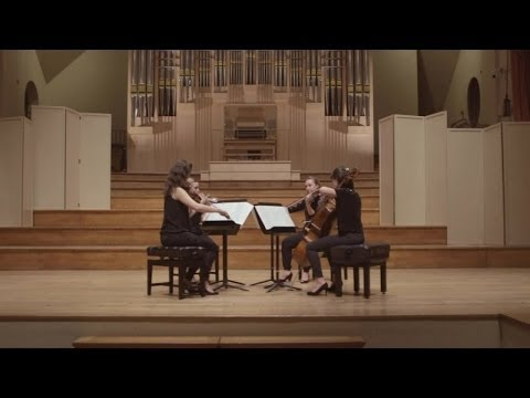 Queen - Bohemian Rhapsody Reinterpreted - Royal Academy of Music Quartet (Full Performance)