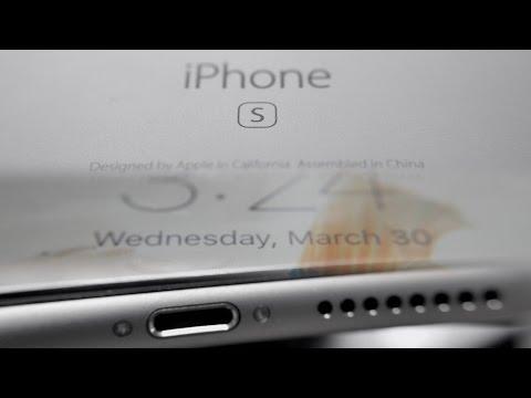 ibent my iPhone 6 Screen Glass OK bent not broken unbreakable iphone
