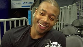 Isaiah Thomas Talks About His Current Status