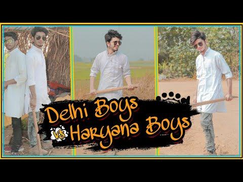 Desi Vs City   Delhi Vs Haryana Boys   Haryana Ke Badmash 😎    RajDeep Singh   Part 2