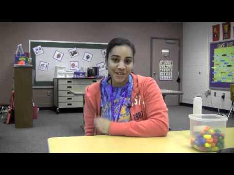 Lynette Ellis, Lacey Spring Elementary School