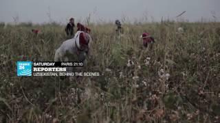 Reporters   Uzbekistan, Behind the Scenes