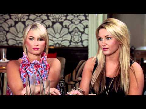 Sam Faiers, Billie and Lucy have some bad news for Lydia - The Only Way Is Essex