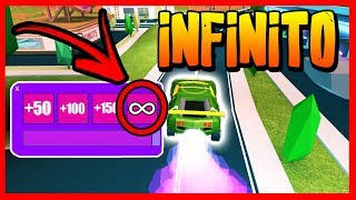 TIP TO GET INFINITE AND FREE ROCKET FUEL in JAILBREAK - ROBLOX