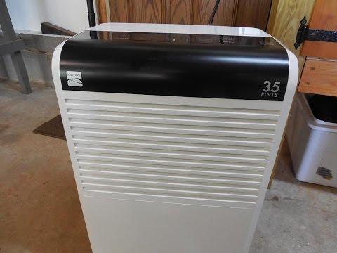 Sears Coldspot Thirty Vintage Dehumidifier
