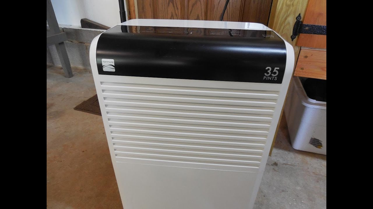 kenmore 35 pint dehumidifier. kenmore dehumidifier yard sale find by the lighthouse lady 35 pint e