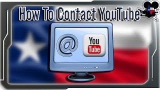How To Contact YouTube - 2015