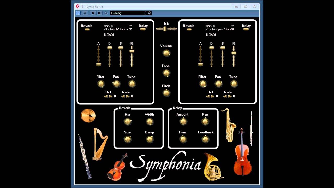Symphonia by Artifake Labs 2009