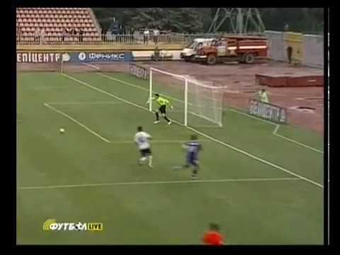 Премьер Лига 2010/11. 1 тур. Ильичевец - Металлкрг Д