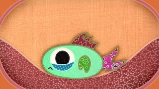 Patchwork Pals: The Fish