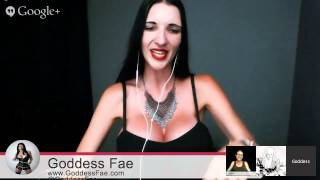 Naught or Nice with Miss Cassie with guest Goddess Fae