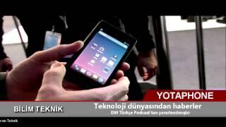 DW Türkce / ÖZEL DOSYA: Yotaphone