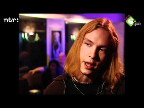 Interview Kenny Wayne Shepherd - North Sea Jazz Festival 1998