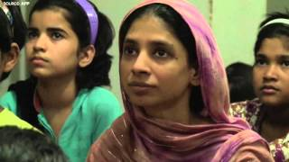 Indian deaf-mute girl Geeta arrives home after 13 years in Pakistan