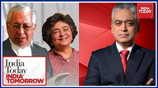 Rajdeep In Conversation With Soli Sorabjee & Daughter Zia Mody | India Today India Tomorrow