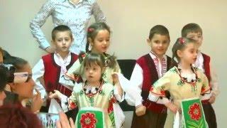 """ЦДГ №35 """"Свобода"""" 3-група г-жа Бакърджиева и г-жа Кременска -  1 част"""