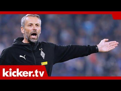 Gladbachs Festung Borussia-Park soll auch gegen Mainz halten | kicker.tv